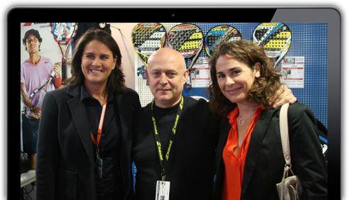 Tienda tenis en Madrid - Tienda de tenis en Madrid. Encordado Profesional y personalización de raquetas de tenis. http://vts-tenis.com