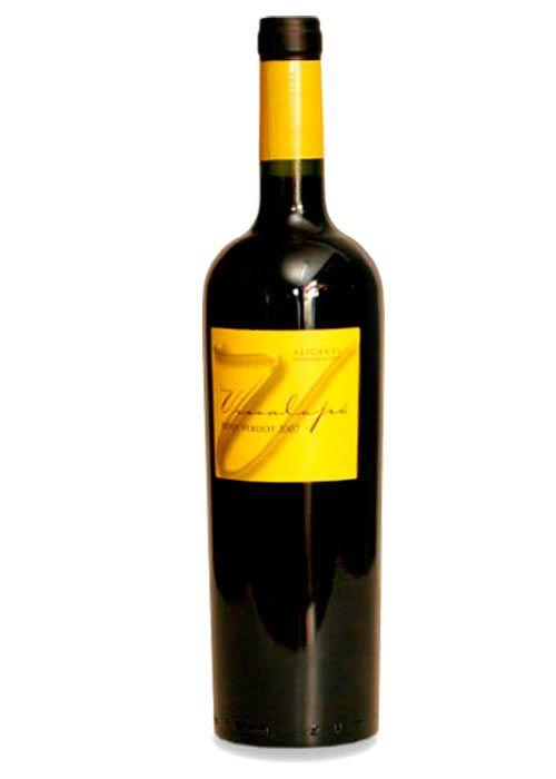 Vinalopó Vinalopó Petit Verdot de la Bodega Cooperativa Nuestra Señora de las Virtudes http://www.vinosalicantedop.org/bodegas/