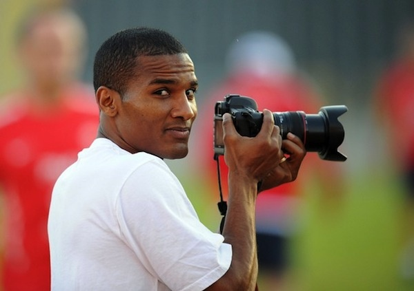 Florent Malouda, please don't quit your day job for photography