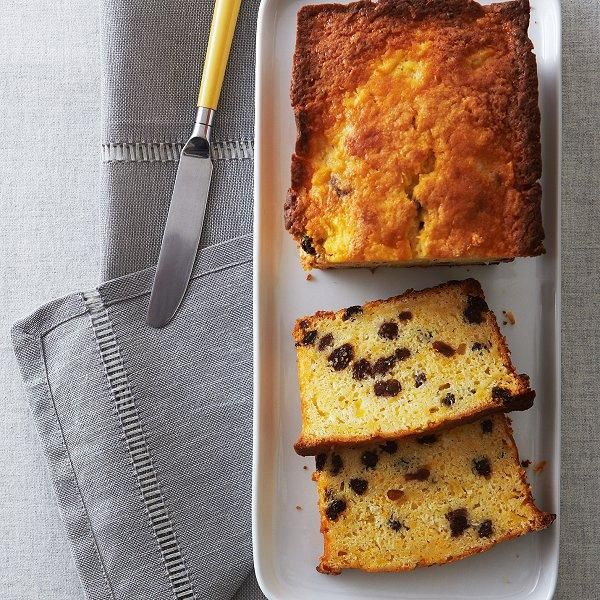 Anna Olson's morning glory yogurt loaf