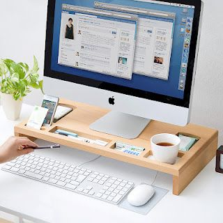 Computer Desk Organizer Ideas