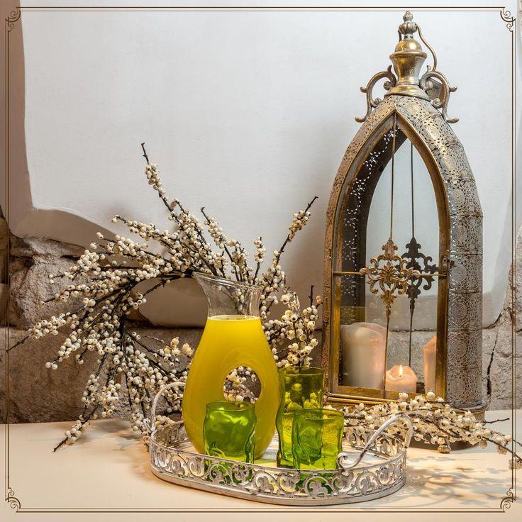 Sweet Lemonade, sweet-sweet lemonade! Elegant lampions and sweet flavors just for you!