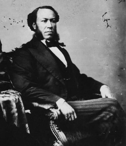 Dec 12, 1870 Joseph H. Rainey of South Carolina took his seat in the U.S. House of Representatives, becoming the first black congressman.