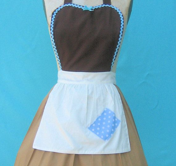 apron CINDERELLA Work APRON Princess by loverdoversclothing