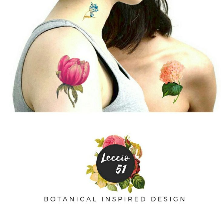 New look, new items. Check Leccio51 shop and change your tattoos weekly!
