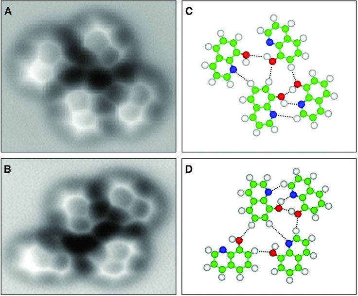 Real-Space Identification of Intermolecular Bonding with Atomic Force Microscopy