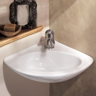very small bathroom sinks small powder room sink option