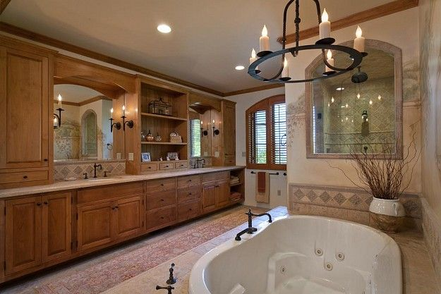 Extra large soaking tubs the master bathroom is divine for Extra bathroom ideas