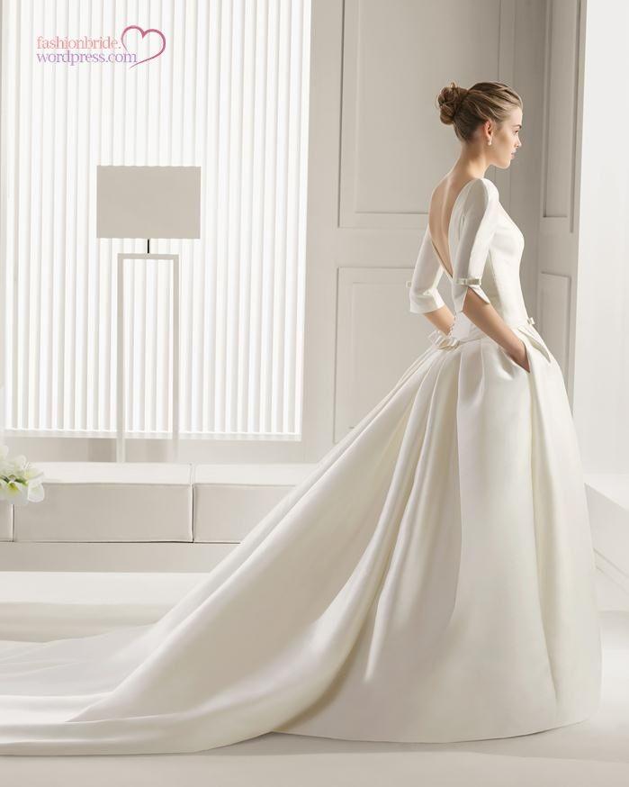 Rosa Clara 2015 Spring Bridal Collection | The FashionBrides