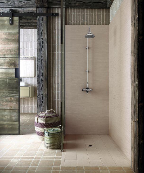 Fiora Doucheplaten Silex Rustica Collection - Product in beeld - Startpagina voor badkamer ideeën | UW-badkamer.nl