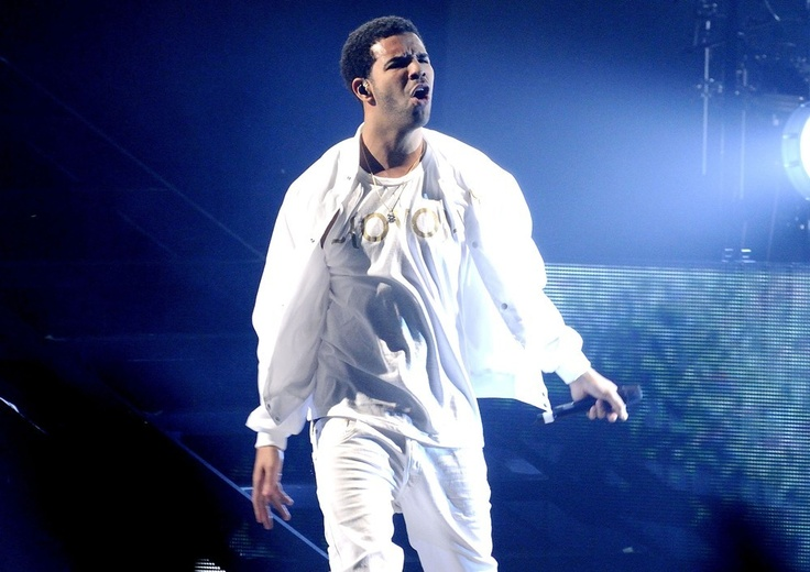 Sexy Drake Photos From OVO Fest 2012