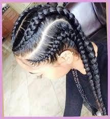 Resultado de imagem para cornrows braids styles