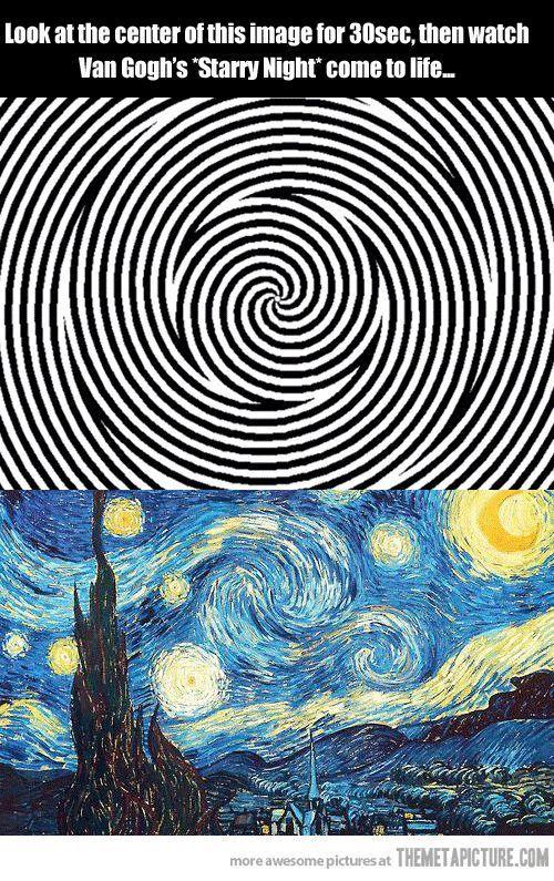 Perspectivas e ilusões de óptica...