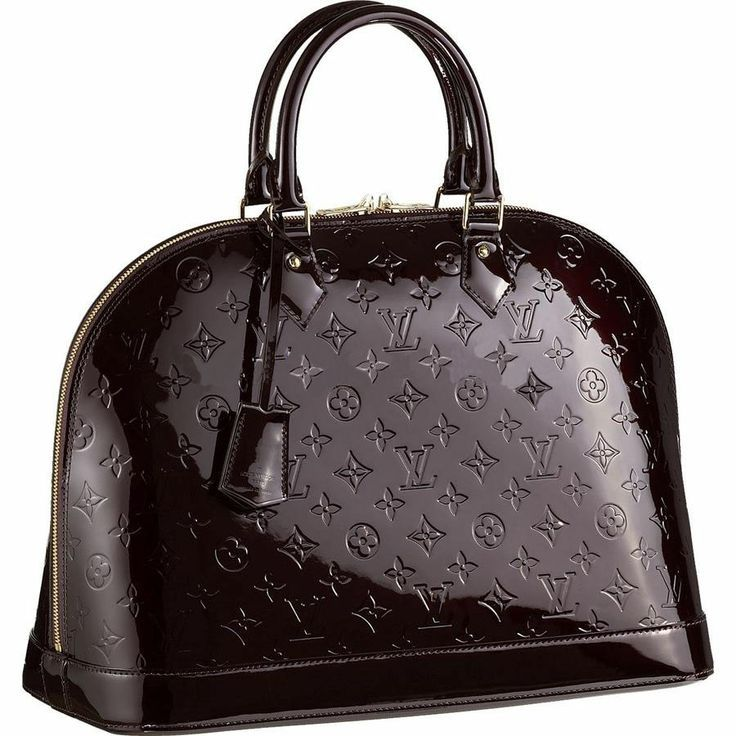 Louis Vuitton Outlet Online Monogram Vernis Alma MM , the greatest discount,  off.