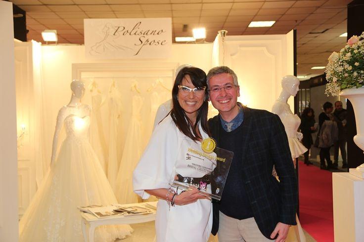 """L'ambito """"Wedding Design Awards"""" di Sposami 2016, il Concorso che premia lo stand più bello, votato dalla giuria popolare, per la categoria """"Set Design"""" è stato vinto da Michelangelo Finocchiaro, per """"D-Gusto"""" da Castello Xirumi – Serravalle, per """"Bridal"""" da Polisano Spose, per """"Honey Moon"""" da Mete d'Autore, per """"Note"""" da Gold Ensemble, per """"Gift"""" [&hellip"""