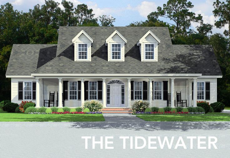 Tidewater - LGS Homebuilders Modular Homes (Patterson)