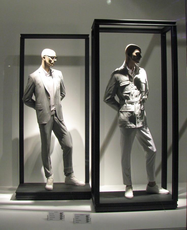 view on retail:   zara, london