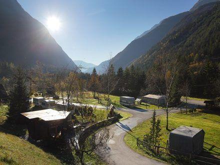 Camping place Triglav, Soča Valley - Sloveniaholidays.com