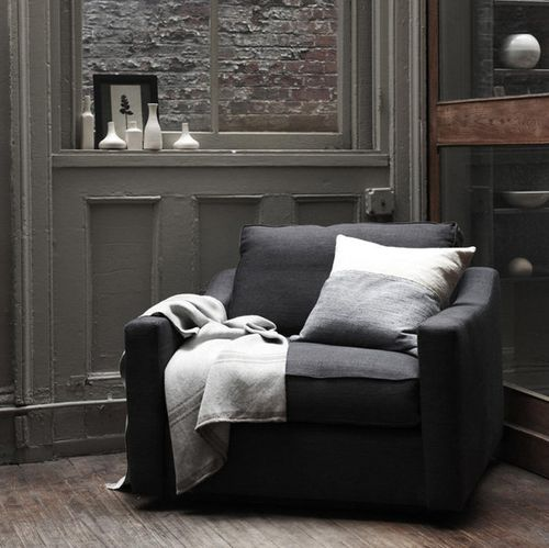 Comfy Chair, Big Chair And Bedroom Reading Chair
