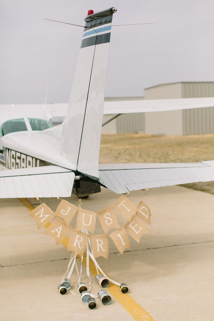 219 best Clear For Take Off! images on Pinterest | Airplane wedding ...