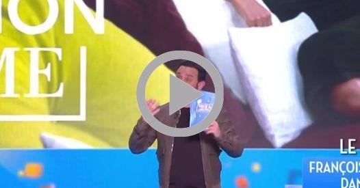 """TPMP : François Hollande participerait prochainement à Ambition intime (vidéo) Selon des informations apportées par Cyril Hanouna ce jeudi 30 mars dans """"Touche pas à mon poste"""", un prochain numéro d'""""Ambition intime"""" sera cons... http://www.closermag.fr/video/tpmp-francois-hollande-participerait-prochainement-a-ambition-intime-video-712181"""