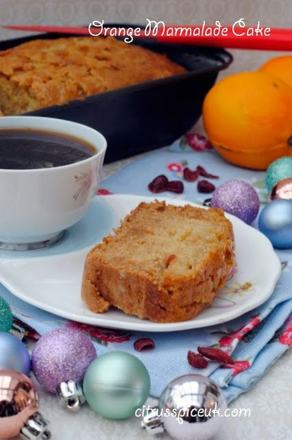 Citrus Spice and all things nice...: Orange Marmalade Cake http://www.citrusspiceuk.com/2014/12/orange-marmalade-cake_4.html#.VJaboAMDA