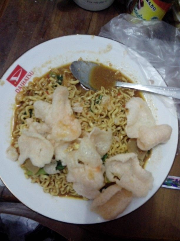 mie rebus #indonesianfood