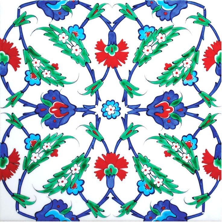 Turkish Tile                                                                                                                                                                                 More