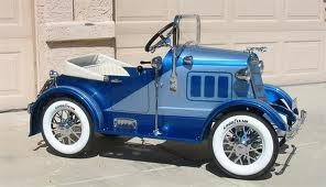 Pedal Car (Restored)