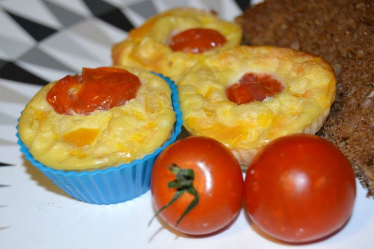Basic æggemuffins