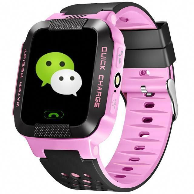 Hvxin Hight Quality Gps Tracker Watch For Kids Presentsformyboy Smart Watch Gps Watch Gps Tracker Watch