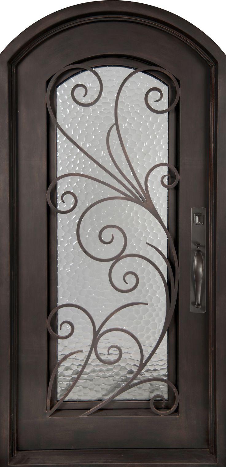 Iron Doors Unlimited - Flusso™