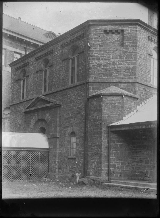 008819PD: The Old Perth Gaol, part of the Western Australian Museum, ca. 1925. http://encore.slwa.wa.gov.au/iii/encore/record/C__Rb2946567__Sprisons%20western%20australia__P10%2C257__Orightresult__U__X3?lang=eng&suite=def#attachedMediaSection