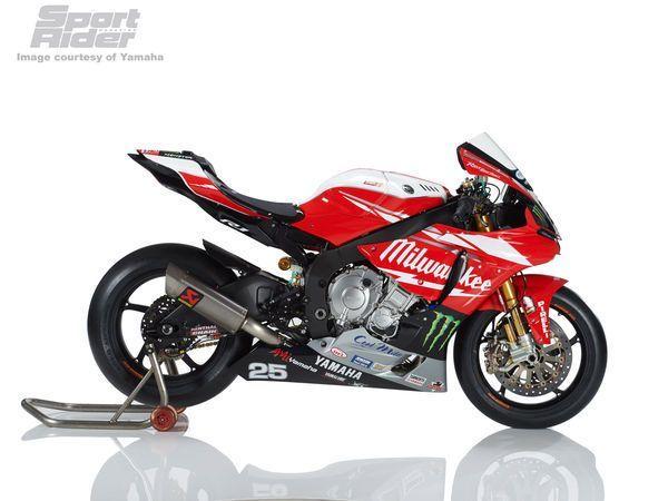 2015 Yamaha YZF-R1 British Superbike Championship