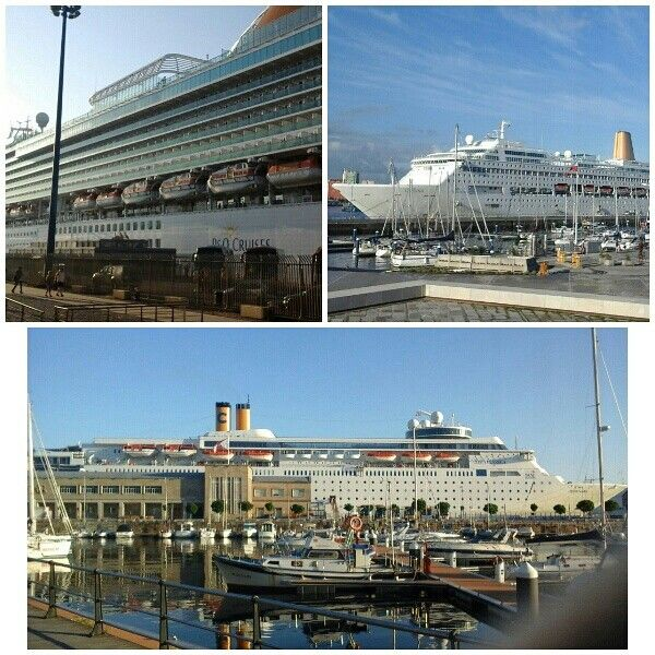 Cruises in Vigo and Coruna ready for their Guided Tours in Galicia