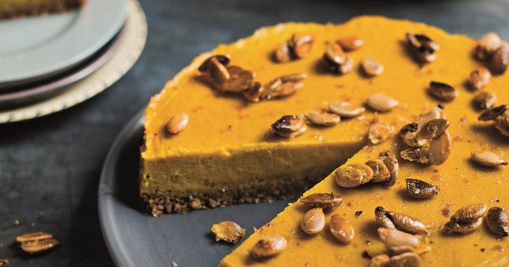 Recipe by @TomsFeast   This is a healthy classic and so scrummy.' Says Tom, 'I can't get enough of the nut base. If you have spare roll them into balls and eat them as energy snacks.'  #leftovers #recipes #pumpkins