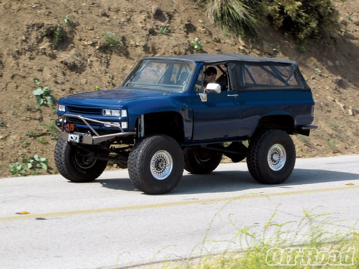 Baja Trucks | Bfgoodrich Baja Ta Krt Tire Chevy Truck Photo 7