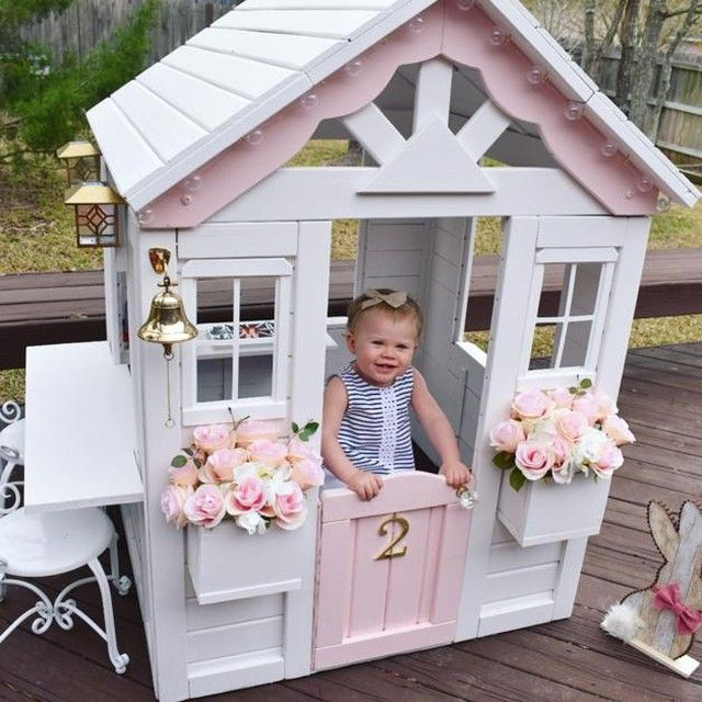 49 best Home Sweet Playhouse images on Pinterest ...