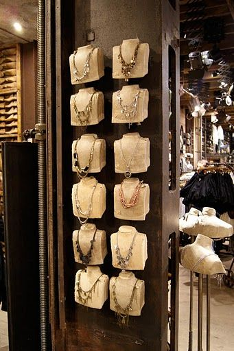 necklace display Gift Shop Magazine www.giftshopmag.com