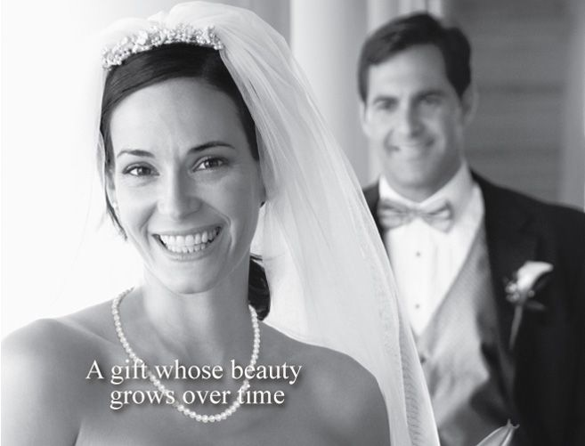 """""""A gift whose beauty grows over time."""" Official Site For The Add-A-Pearl Necklace 