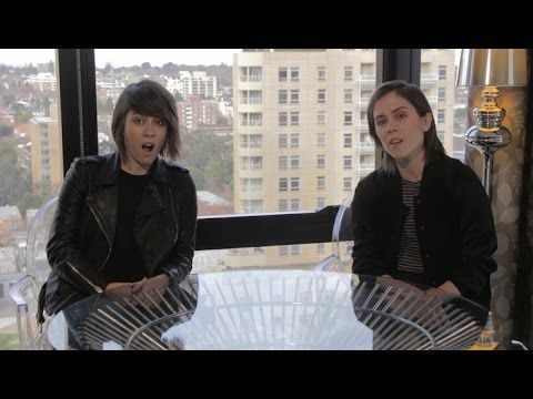 First of Firsts with Tegan and Sara - song Sara lost her virginity to, Plunk & Sara and Tegan - YouTube