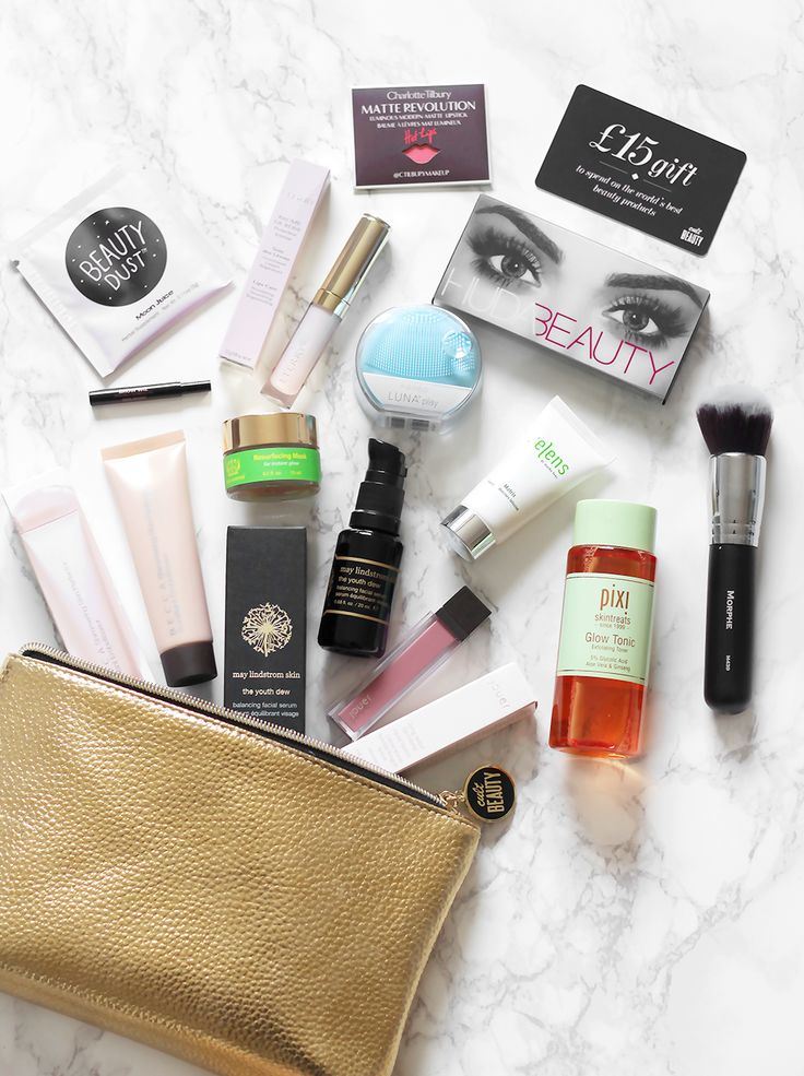 Cult beauty: The Best of 2016 Goody Bag