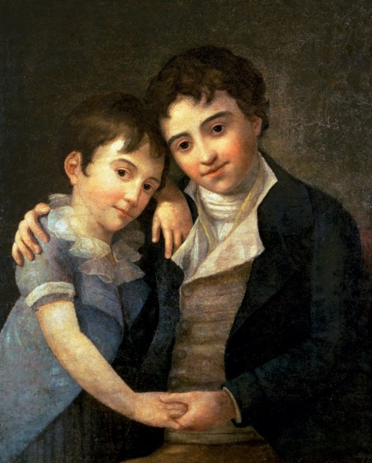 Franz i Karl Mozart