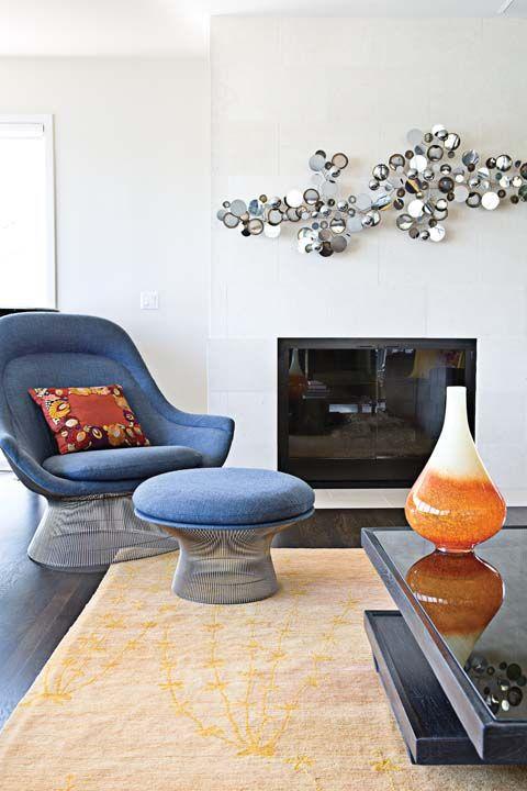 145 Best Living Room Decorating Ideas Designs: 145 Best Images About Vintage Metal Sculptures Decorating