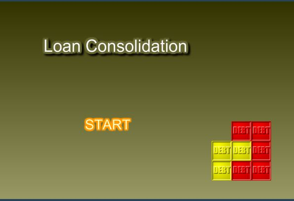 The quick and cheap way in which to consolidate all that debt in a matter of minutes!
