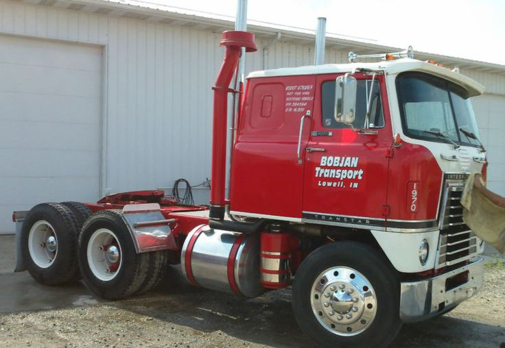 Coe Truck For Sale >> 1970 IH International Harvester Transtar 4070A Cabover NO ...