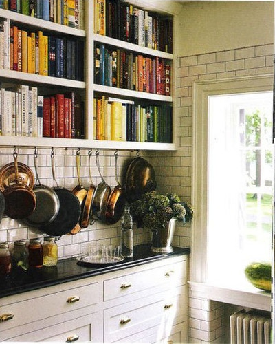Small Pot Racks In Condos Or Apartments Design, Pictures, Remodel, Decor and Ideas - page 11