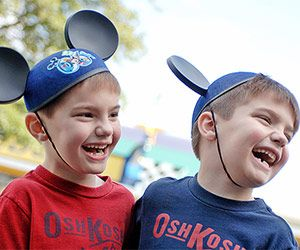 Disney World With Babies And Toddlers: Heading To Disney World (via Parents.com)