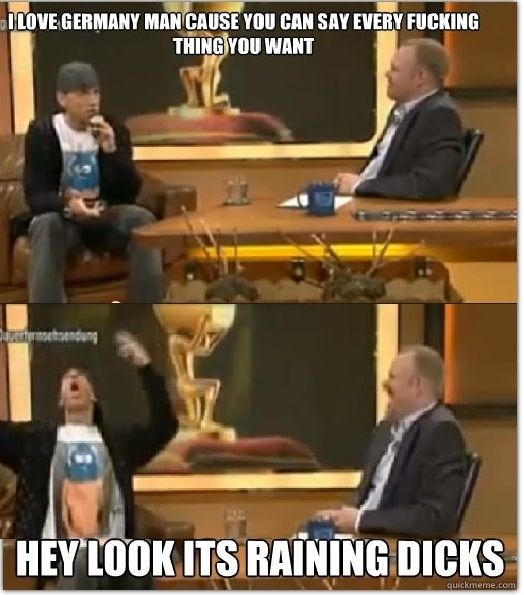 Eminem on German tv // funny pictures - funny photos - funny images - funny pics - funny quotes - #lol #humor #funnypictures