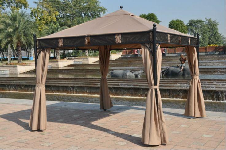 1000 Ideas About Garden Canopy On Pinterest Backyard